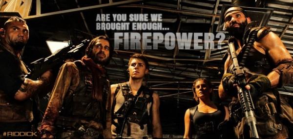 Riddick Banner