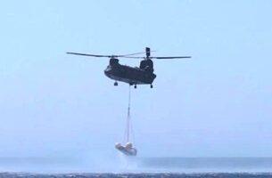 IXV landing