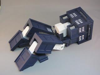 Dr Who transformer