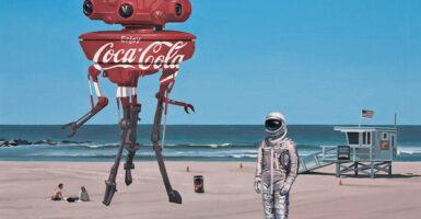 Listfield Coke Droid