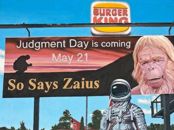 So Says Zaius