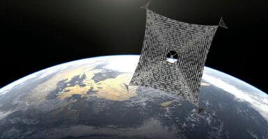 NASA's Sunjammer