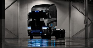 New Transformers Freightliner