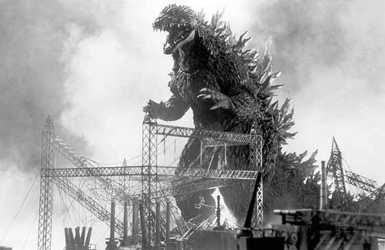 origina Godzilla