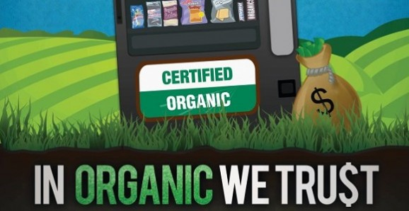 the documentary organic we trust by kip This film will take a first-hand look into the organic food industry and explore its shortcomings even more importantly, it will examine paths towards a truly organic, self-sustaining agriculture system with local farmer's markets and urban farmers inspiring new solutions.