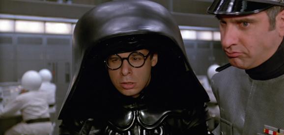 Lord Dark Helmet
