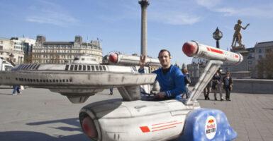 Star Trek Soapbox Racer