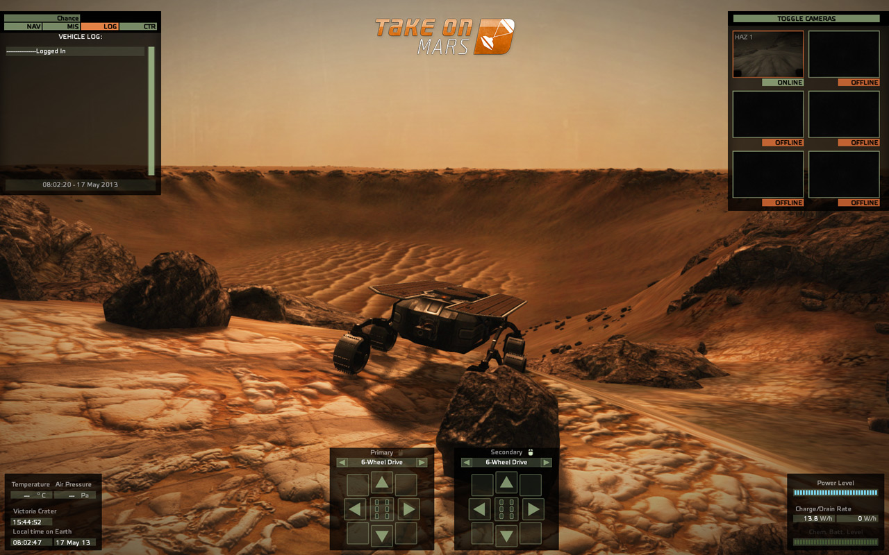 mars rover training game - photo #16
