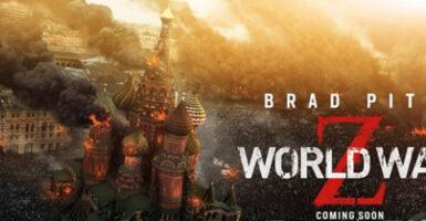 World War Z Moscow Kremlin