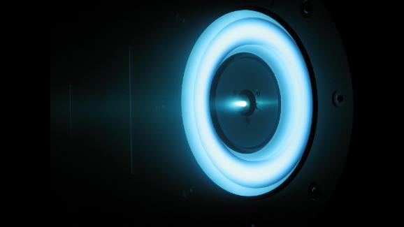 Xenon-Ion Propulsion Engine