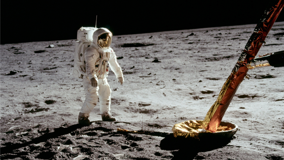 Moon Landing HD - Pics about space