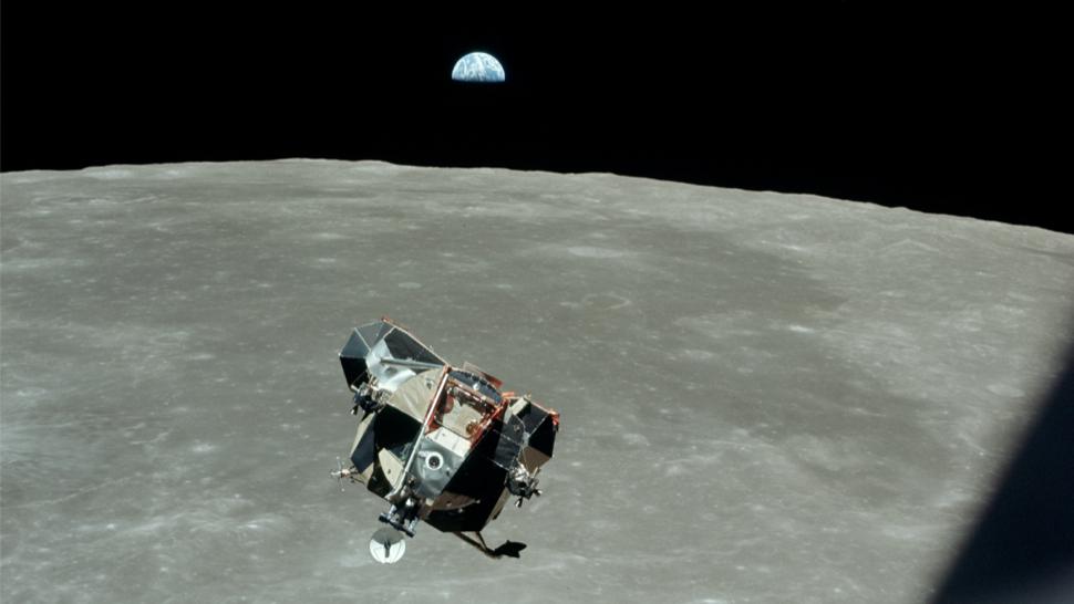 Apollo 11 HD Photos Celebrate The Mission's 44th ...
