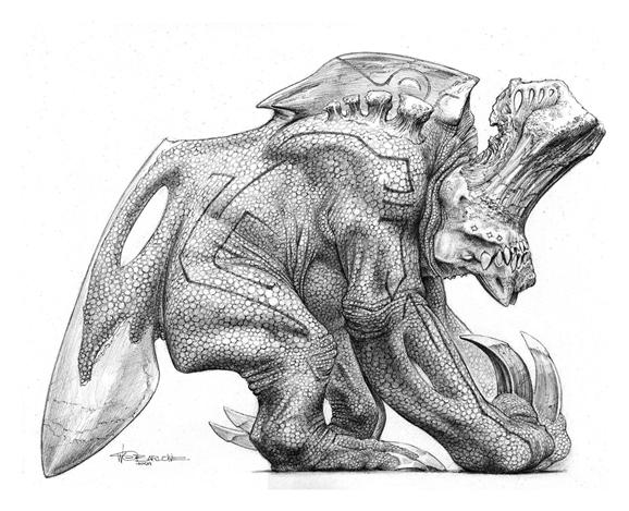 Pacific Rim on Pinterest | Concept Art, Pacific Rim Kaiju ...