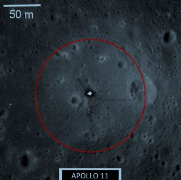 Apollo 11 zone