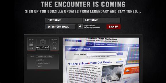 Godzilla Goes Viral