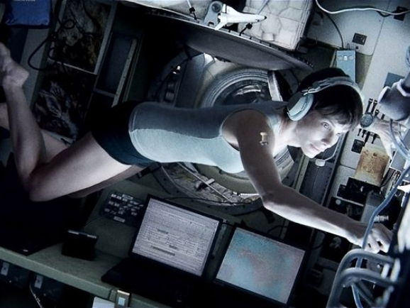 Weightless Sandra Bullock
