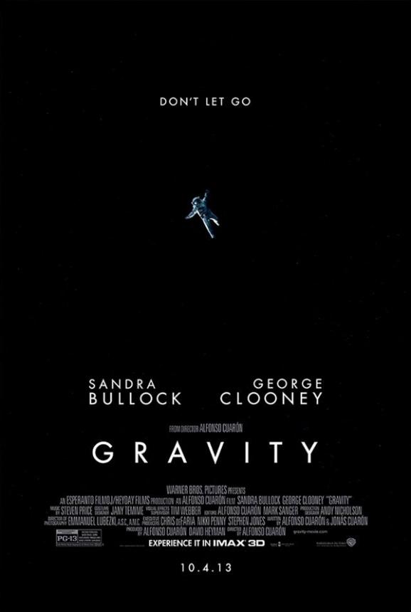Gravity IMAX