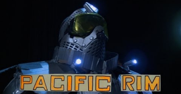 homemade Pacific Rim trailer