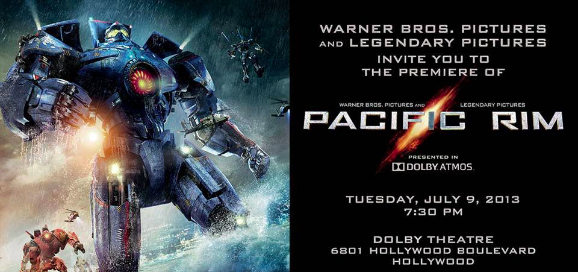 guillermo del toro invites pacific rim fan trailer makers to