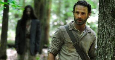 Behind You Rick!!!