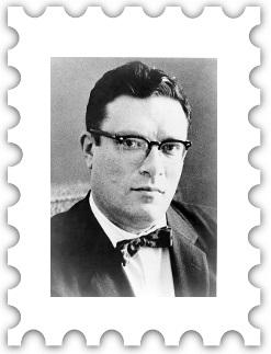 Asimov stamp