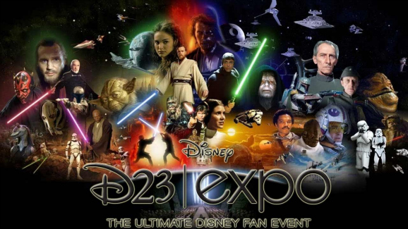 Star Wars D23 Expo