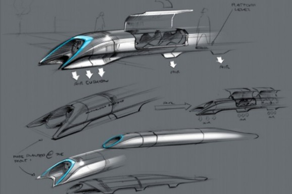 Hyperloop Alpha