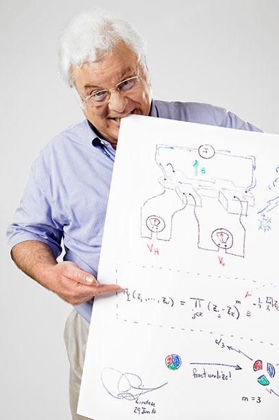 Robert-Laughlin-Sketches-of-Science-Nobel-Museum-Volker-Steger