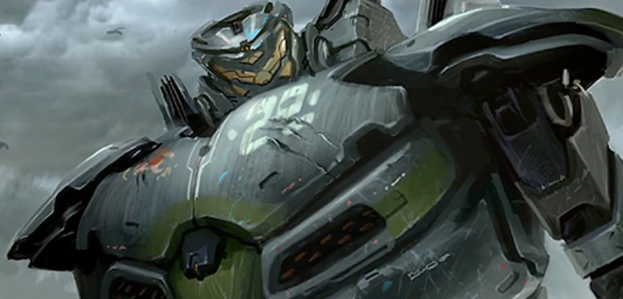 Pacific Rim Concept Art Is Awesome Even Without The Movie ... Pacific Rim Concept Art