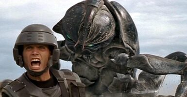 Starship Trooper