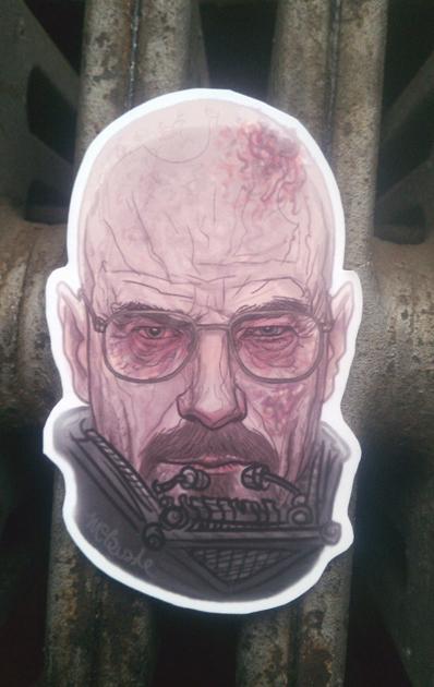 darth heisenberg head