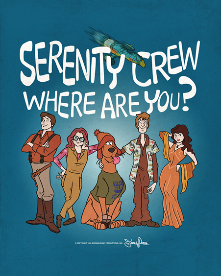 scooby gang firefly