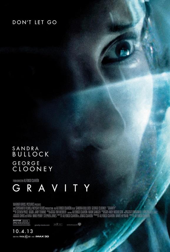 gravity poster bullock