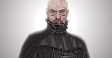 darth heisenberg