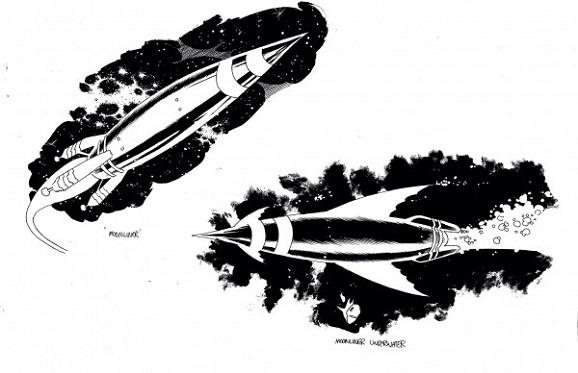 moonliner rocket
