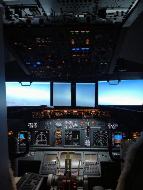 cockpit simulator