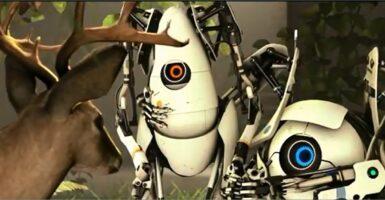 portal robots