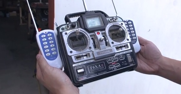 controller WALL-E