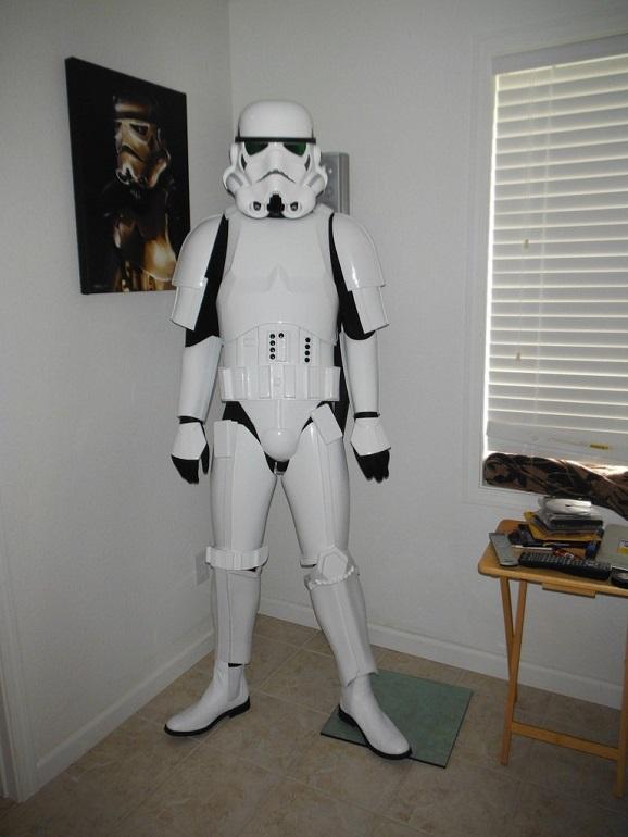 full size stormtrooper