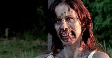 The Walking Dead Zombie Lori