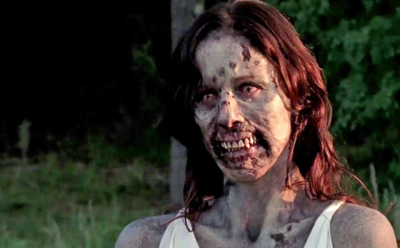The Walking Dead Zombie Lori
