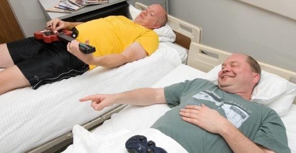 NASA Bed Test
