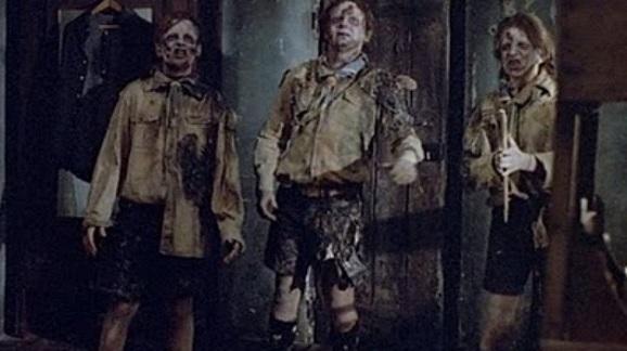 boy scouts vs zombies