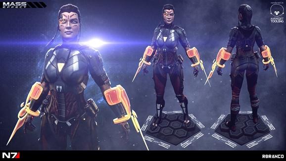 Подарок для любителя Mass Effect 64