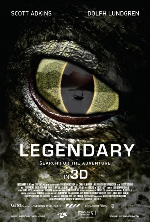 legendary poster