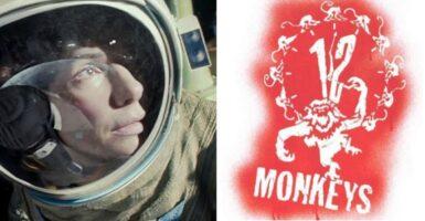 gravity 12 monkeys