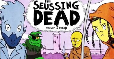 seussing dead