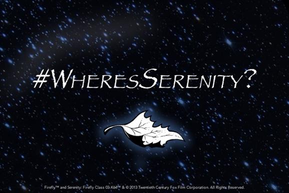 WheresSerenity