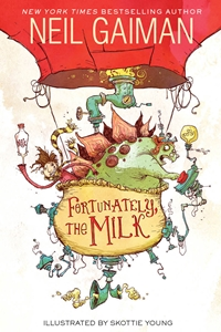 the milk