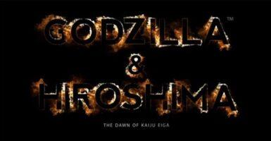 Godzilla and Hiroshima